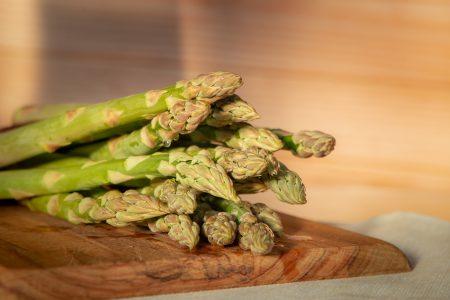 asparagi verdi ortofrutta rocca