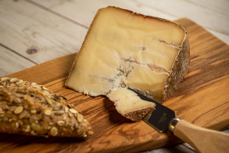 Blu di capra, formaggio molle prodotto nei colli veronesi