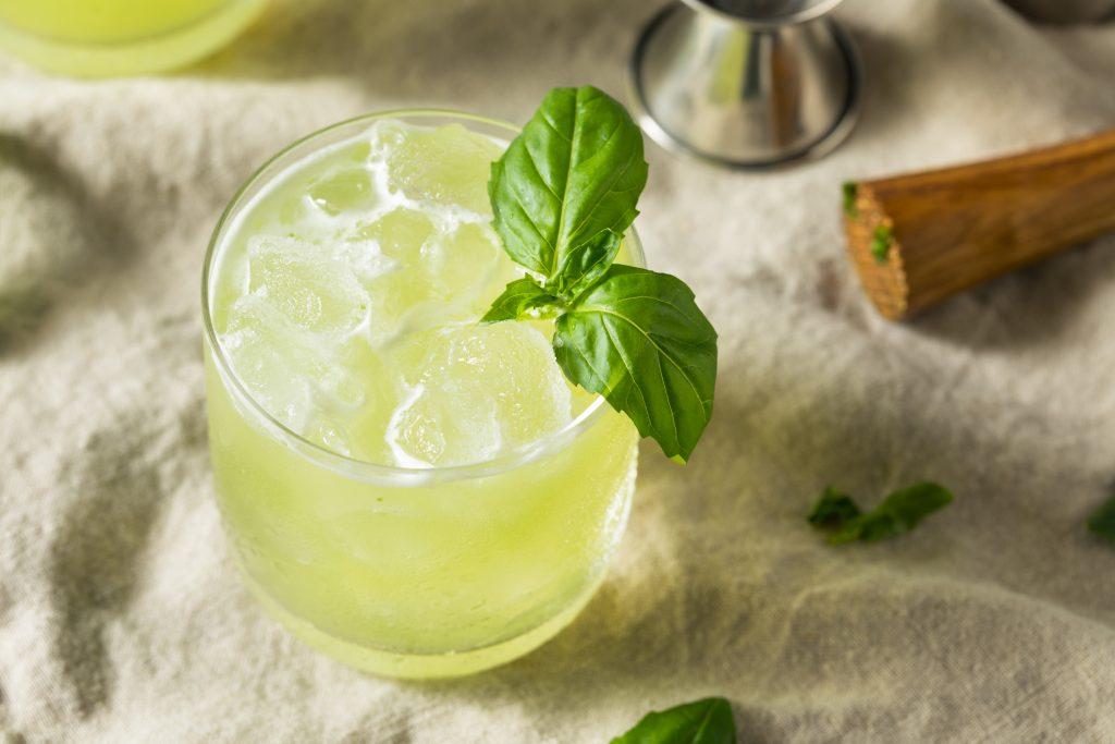Gin Basil ricetta cocktail per ristorazione
