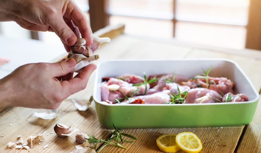 utilizzo in cucina della carne di coniglio